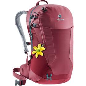 Deuter Futura 22 SL Backpack Dame cardinal-cranberry